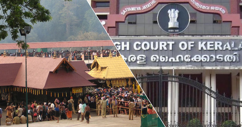 Sabarimala-High-Court