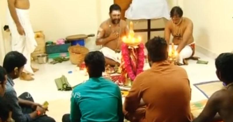 Bhagavathy-Seva-Malikappuram