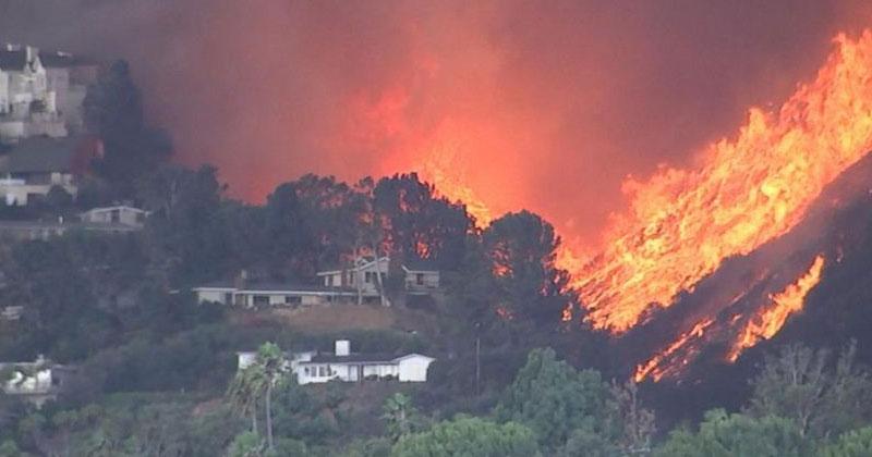 California-Wild-Fire