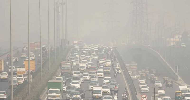 Delhi-Air-Pollution