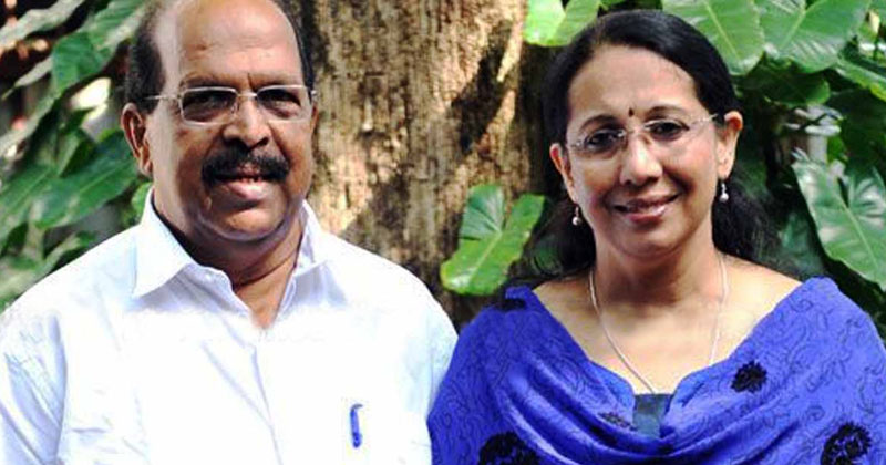 G_Sudhakaran-and-wife