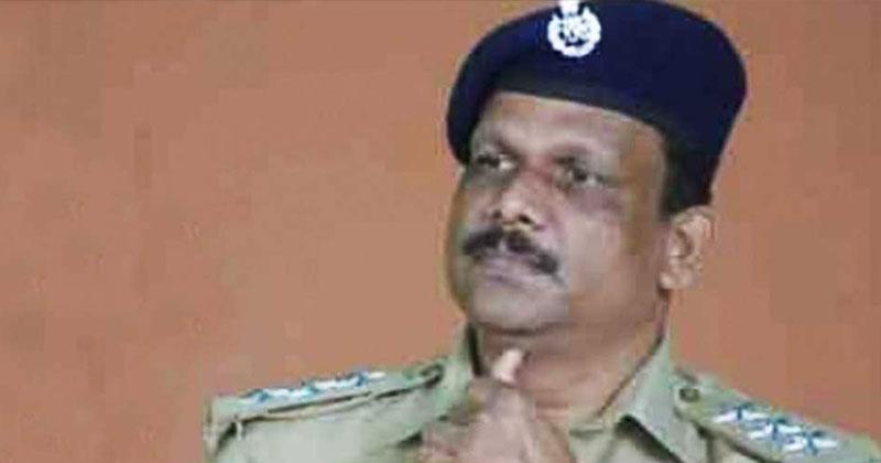 DYSP Harikumar-Police