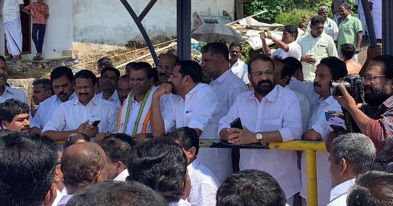 Janakeeya-Yathra-Thiruvanchoor