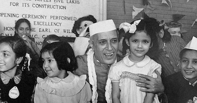 Jawahar-lal-Nehru-Chachaji
