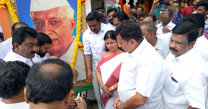 K-Muraleedharan-Nehru-Anusmaranam