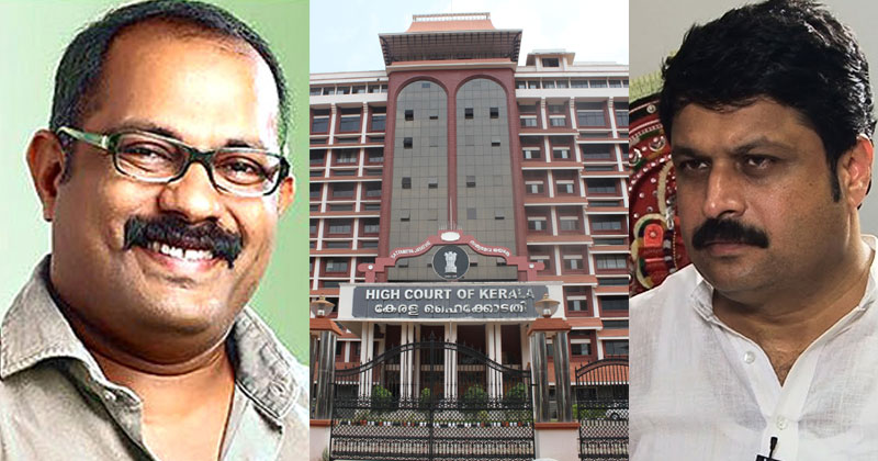 KM-Shaji Highcourt