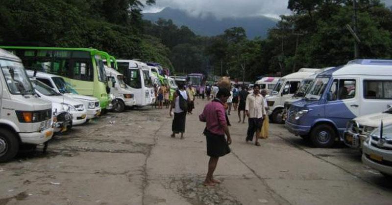 Parking-Sabarimala