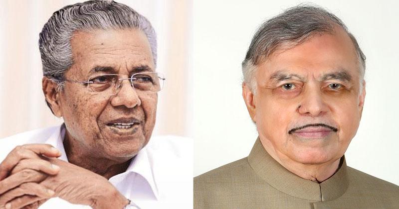 Governor-Sabarimala-Pinarayi Vijayan