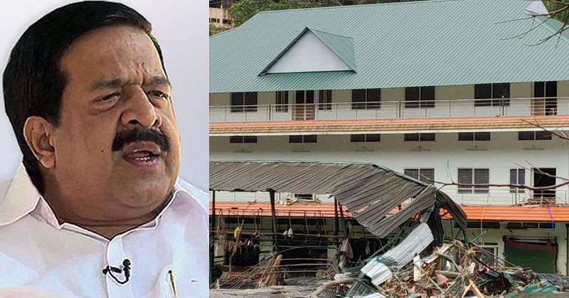Ramesh-Chennithala-Pamba-damages