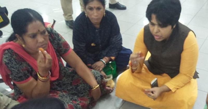 Tripthi-Desai-team--Kochi