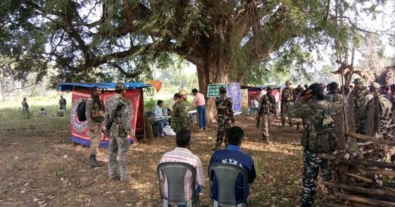 Voting-Chattisgarh