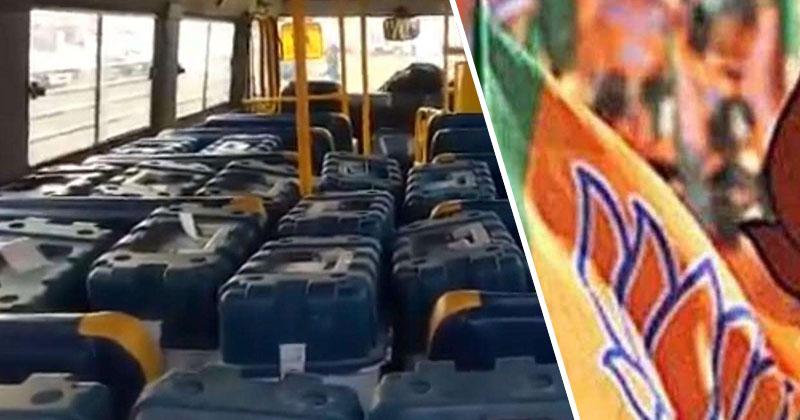 BJP-election-EVM-tampering