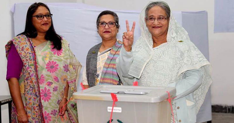 Bangladesh-Election