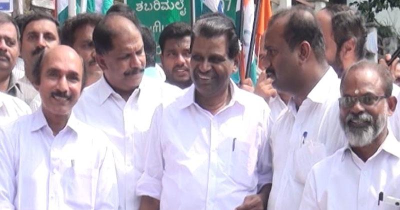 Collectorate-March-Thiruvanchoor