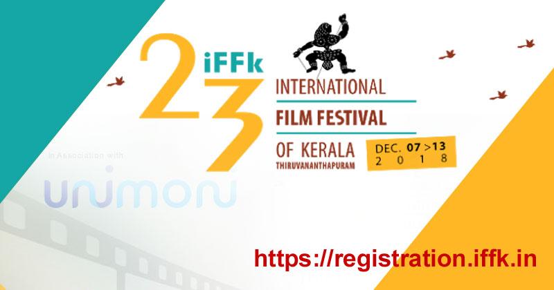 IFFK 2018-registration