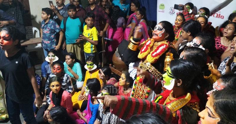 Koodiyattom-Prathishedam-Ka