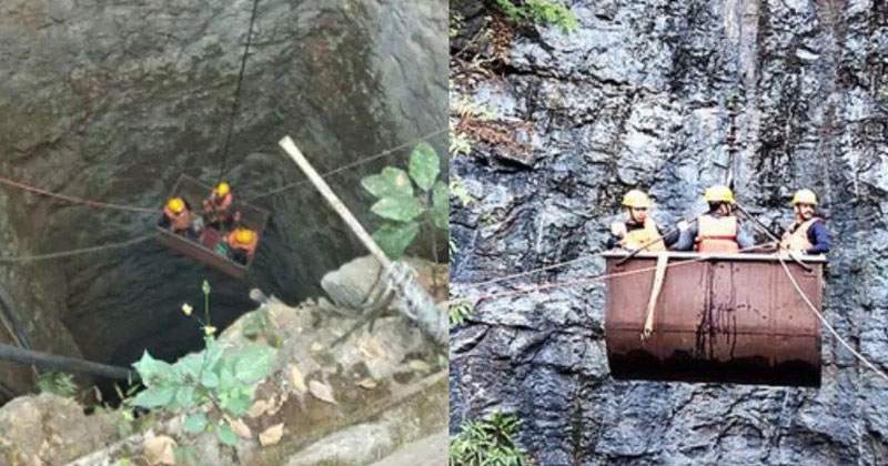 Meghayala-Mine-rescue-ops
