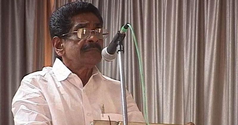 Mullappally-Ramachandran-Kannur