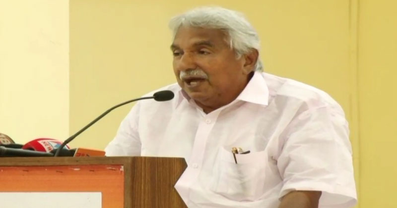 Oommen-chandy