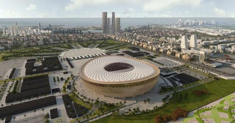 Qatar-Worldcup-2022-lusail Stadium