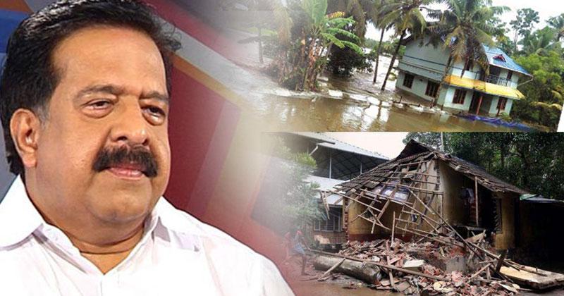 Ramesh-Chennithala-Floods