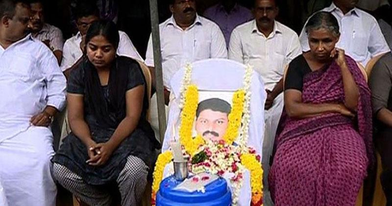 Sanal Kumar Family