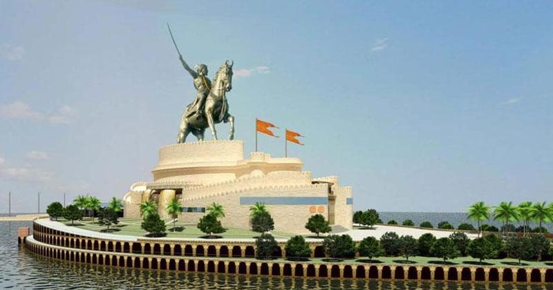 Sivaji Statue