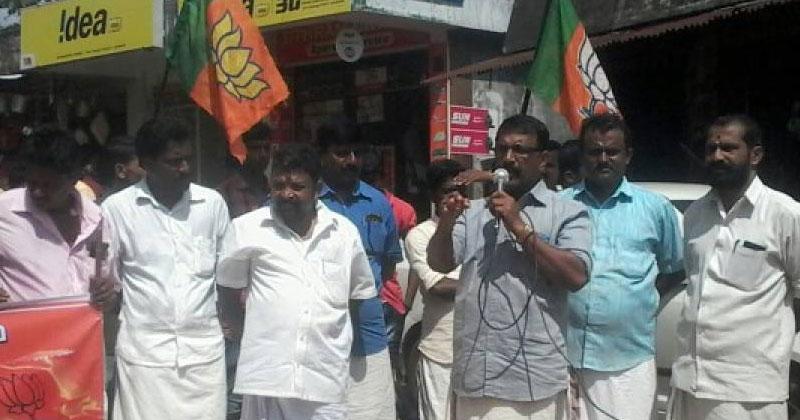 Vayakkal-Soman-BJP