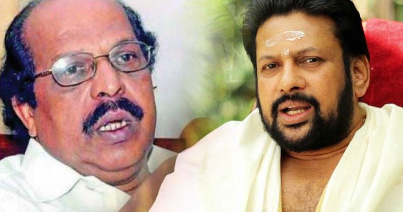 G-Sudhakaran-Thantri-Rajeevaru