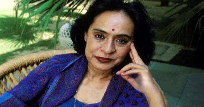Gita-Mehta-sister of Naveen Patnaik