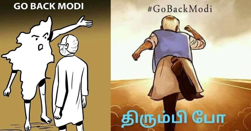 GoBackModi-Hashtag-Twitter