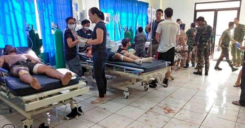 Philippines-church-Blast