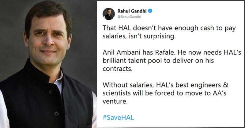 Rahul-Tweet-HAL