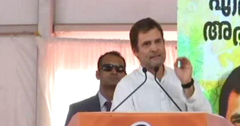 Rahul-at-Kochi