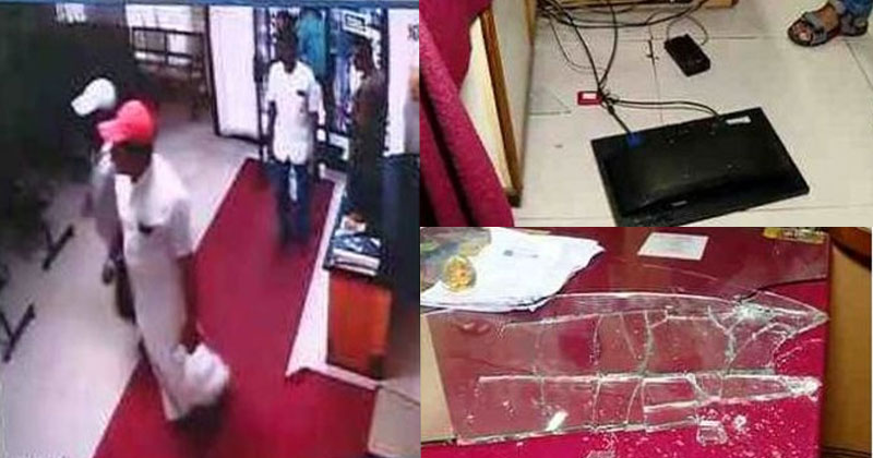 SBI-Trivandrum-Attack