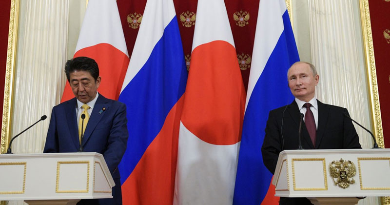 Japan-Russia