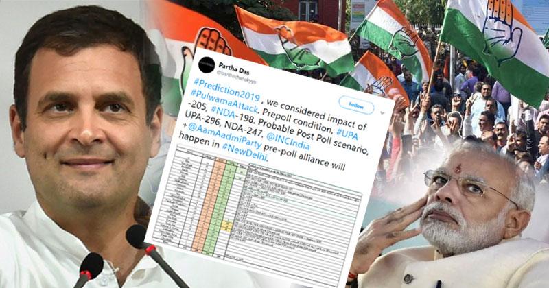Modi-Rahul-Election-Prediction