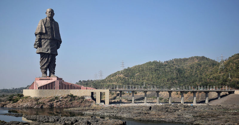 Patel-Statue
