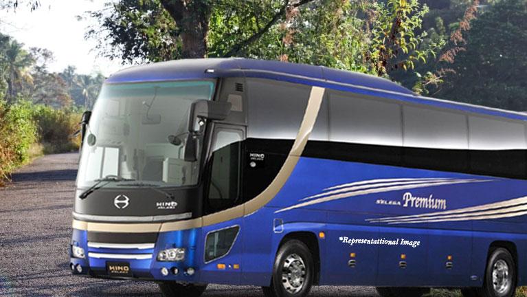 Bus-Bangalore
