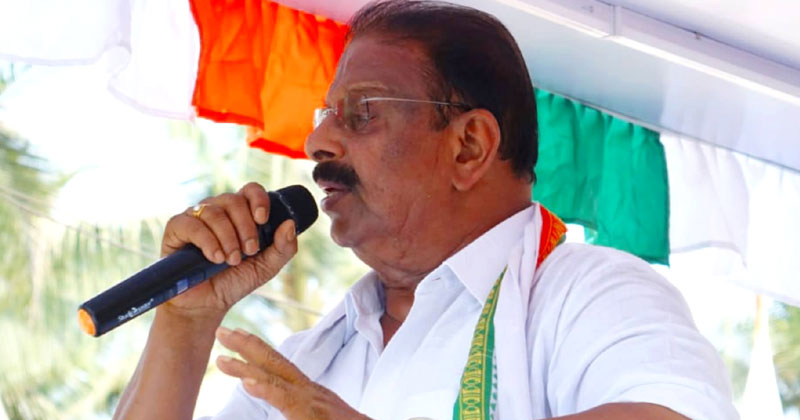 K-Sudhakaran