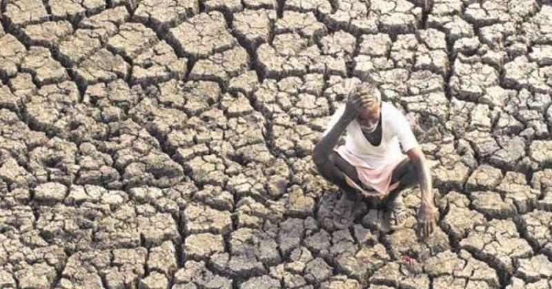 Chennai-drought-Farmer