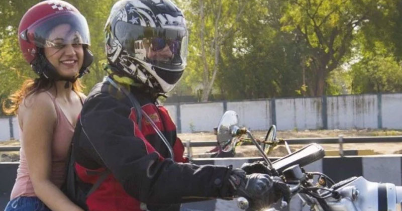 Helmet-compulsory